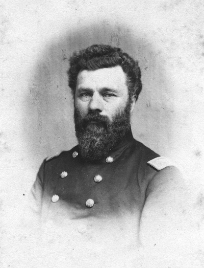 Photograph of Colonel Samuel Ross