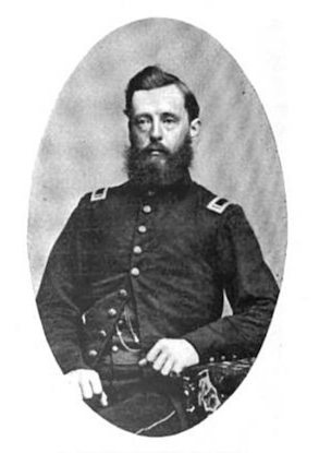 Photograph of Charles F. Dibble during the Civil War